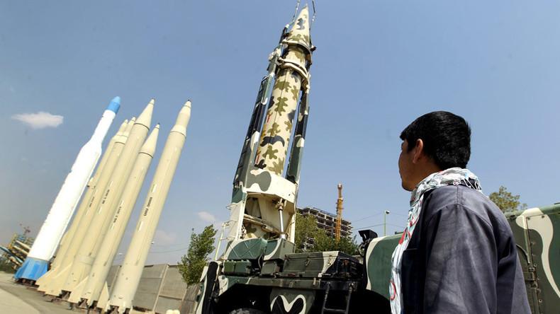 L'Iran a tenté de se procurer des technologies balistiques et nucléaires à 32 reprises en 2016 et 141 fois en 2015