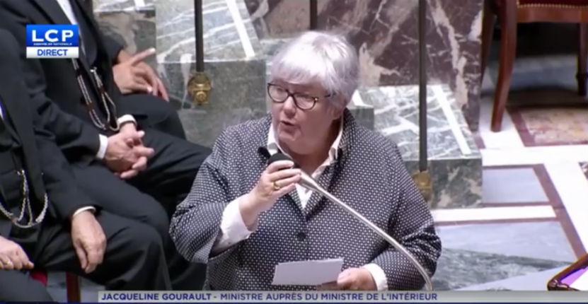La ministre avoue que 15% des musulmans fichés pour radicalisation sont des étrangers. Pour Eric Ciotti ils n'ont rien à faire en France (Vidéo)