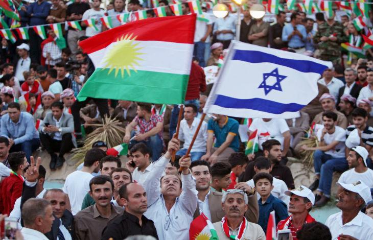 Les autorités irakiennes ne veulent pas que le Kurdistan devienne «un deuxième Israël»