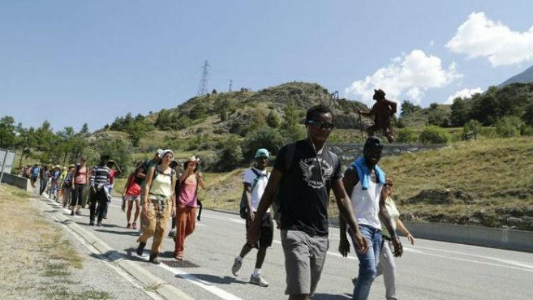 Le président des Hautes-Alpes sonne l'alerte : « Dans notre département, le flux de migrants explose »