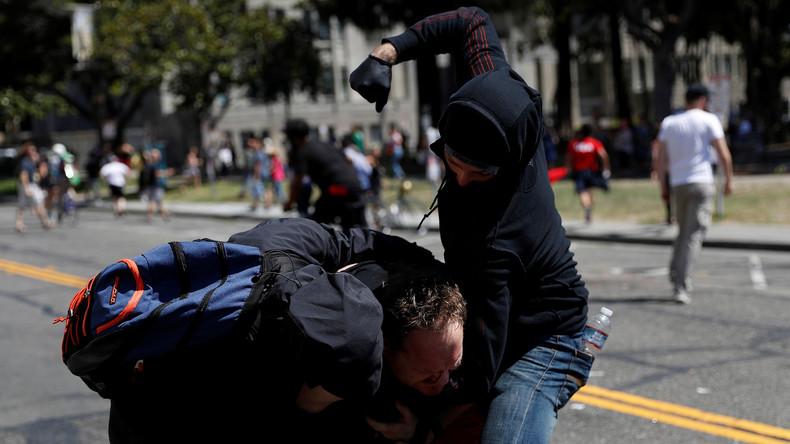 Le maire de Berkeley aux Etats-Unis demande que les antifas gauchistes soient considérés comme des gangsters