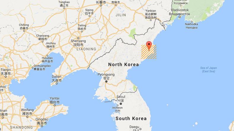Suspicion d'un nouvel essai nucléaire de Pyongyang après un séisme de 3.4 en Corée du Nord