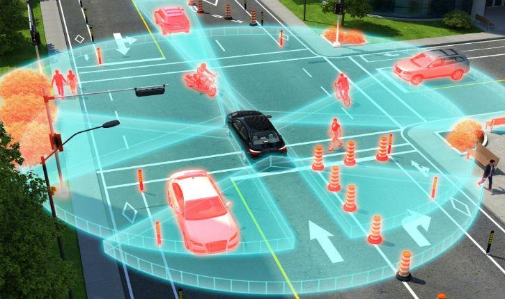 Véhicules autonomes : un engouement croissant envers la technologie israélienne.