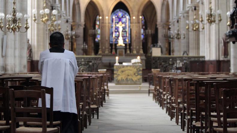 Une inquiétante vague de vandalisme vise des églises en France