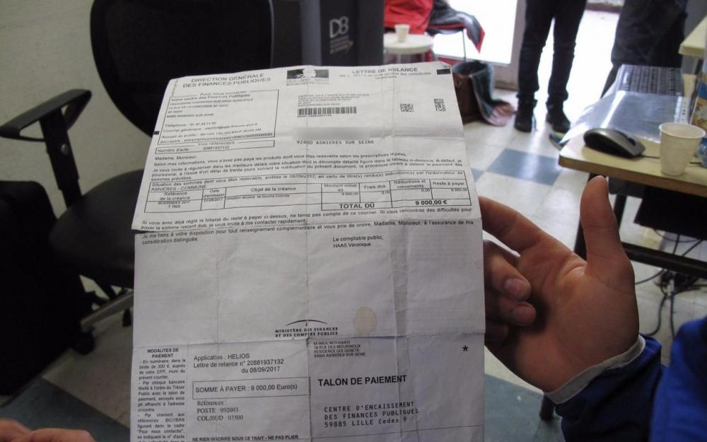 Ouvertures de bouches d'incendie, 9000 € la contravention, Abdel: «c'est pas moi !»