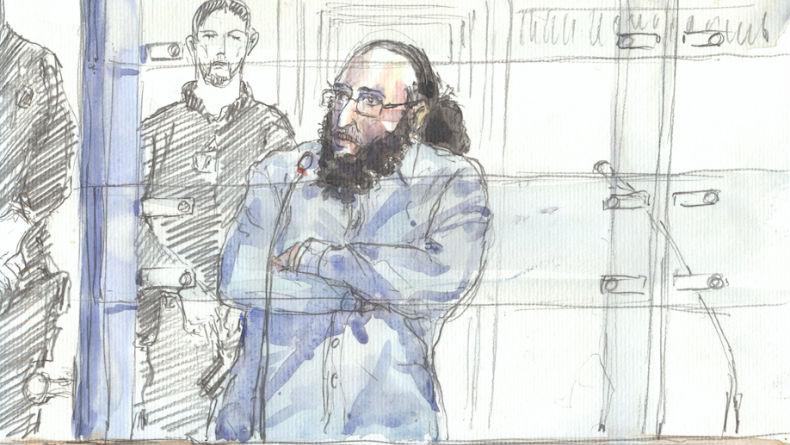 Abdelkader Merah reconnu complice de son frère djihadiste, condamné à 30 ans de prison ferme