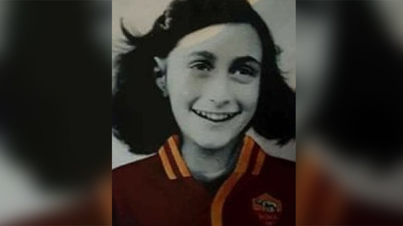 La Lazio de Rome organisera des voyages à Auschwitz, après l'utilisation antisémite de l'image d'Anne Frank