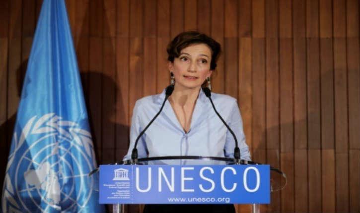 La Française Audrey Azoulay élue sur le fil directrice générale de l'Unesco