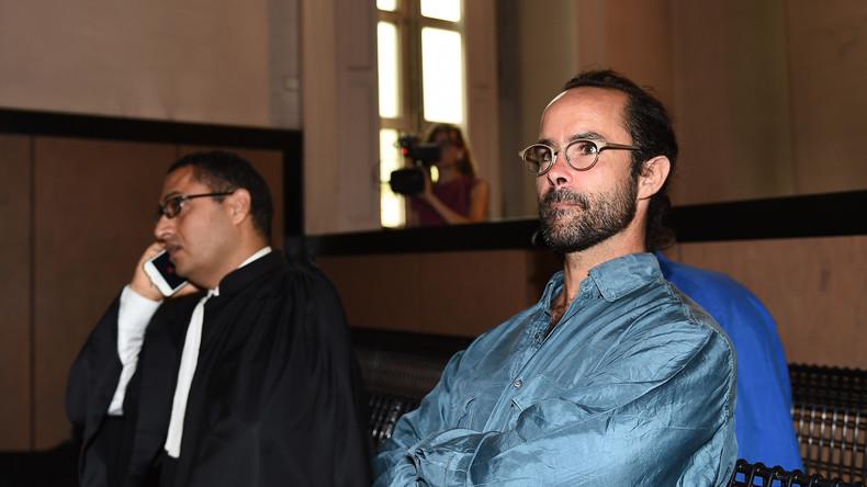 Un préfet assigne en justice Cédric Herrou, militant pro-migrants, pour avoir comparé le traitement des migrants avec la déportation des Juifs