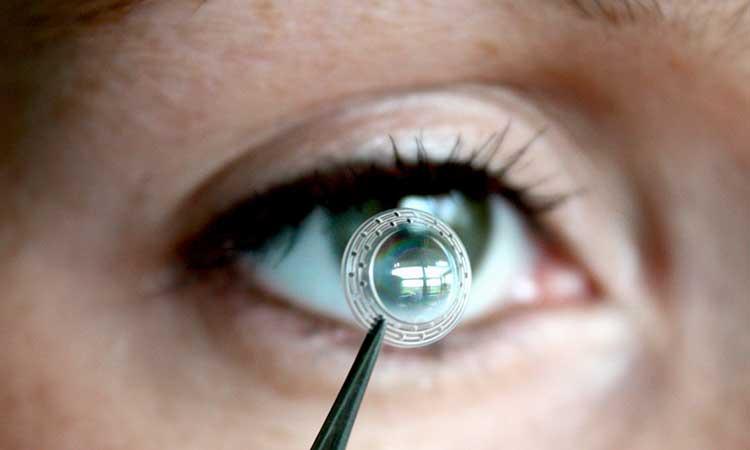 CorNeat Vision: une cornée artificielle made in Israel va mettre fin à la cécité