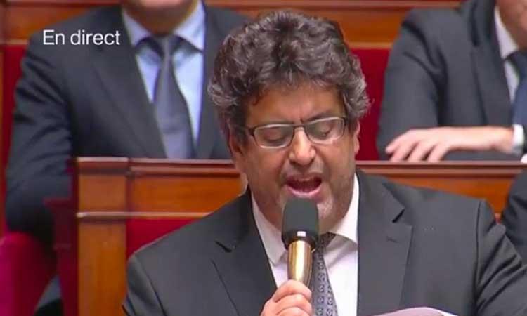 [Vidéo] Assemblée Nationale: Meyer Habib dénonce l'obsession anti-israélienne des députés communistes et insoumis
