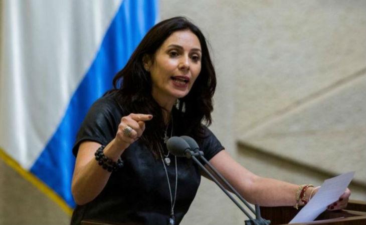 La ministre israélienne de la Culture, Miri Regev, demande à la nouvelle directrice de l'UNESCO, Audrey Azoulay, d'annuler les décisions niant le lien entre le peuple juif et le Mont du Temple, Jérusalem et Hébron