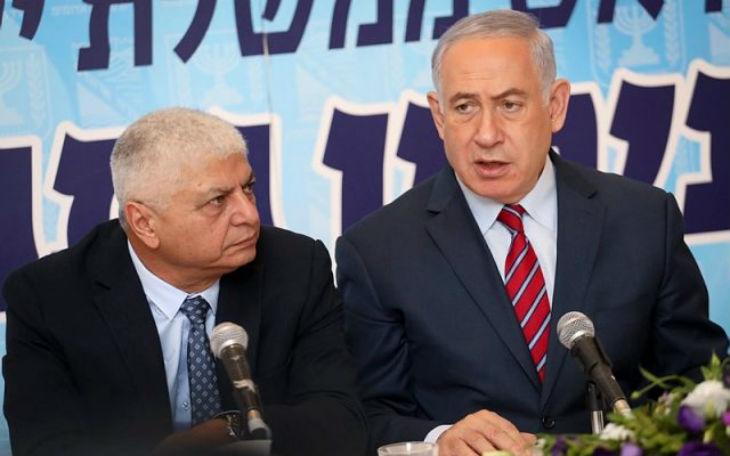 netanyahu soutient le projet de loi sur le grand j rusalem pour annexer les villes. Black Bedroom Furniture Sets. Home Design Ideas