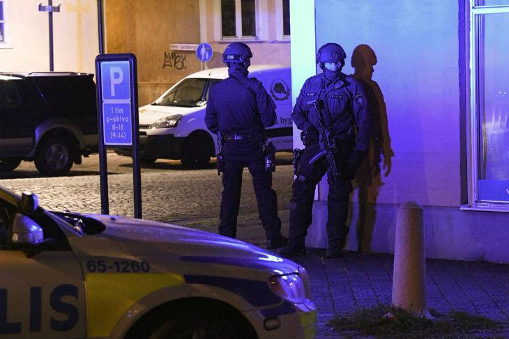 Un homme ouvre le feu dans un marché en Suède à Trelleborg, plusieurs blessés