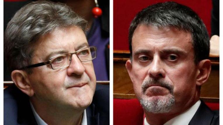 """Valls : """"L'antisémitisme est le lien entre la France insoumise et Soral, qui partagent les mêmes thèses"""""""