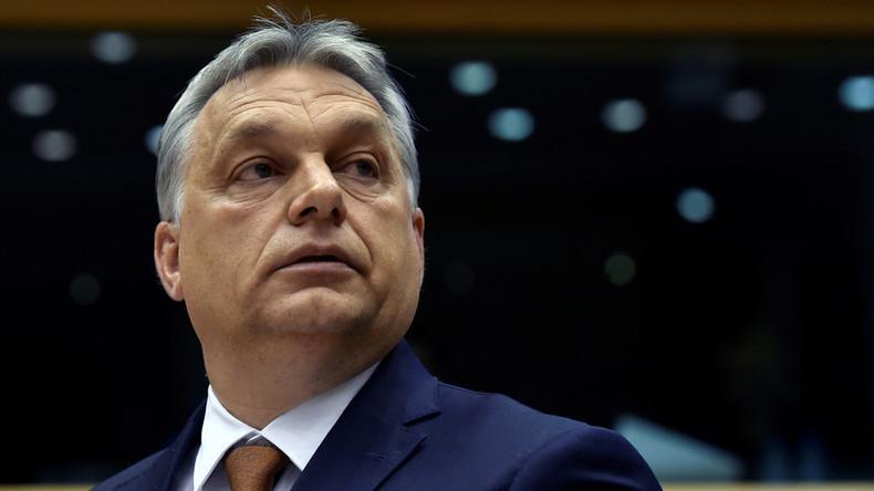 """Europe : Viktor Orban s'insurge contre """"l'afflux de musulmans"""""""