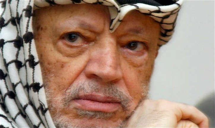 Israël dénonce un tweet de Yasser Arafat déclarant :  «l'objectif final est la fin de l'Etat d'Israël»