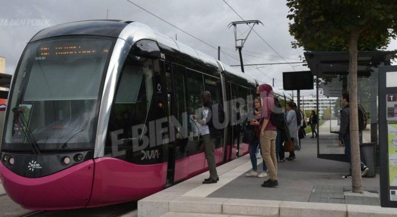 Agressions sexuelles dans le tramway à Dijon (21) : un migrant libyen interpellé