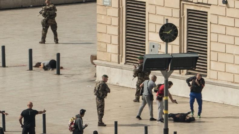 Daesh revendique l'attaque au couteau de Marseille qui a fait deux morts