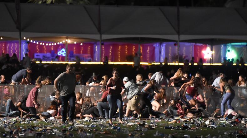 Attentat de de Las Vegas : Une cinquantaine de morts et près de 500 blessés. Les premières vidéos chocs de la fusillade