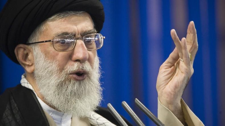Le dictateur islamique iranien Khamenei fustige le recours à l'armée contre les Gilets jaunes