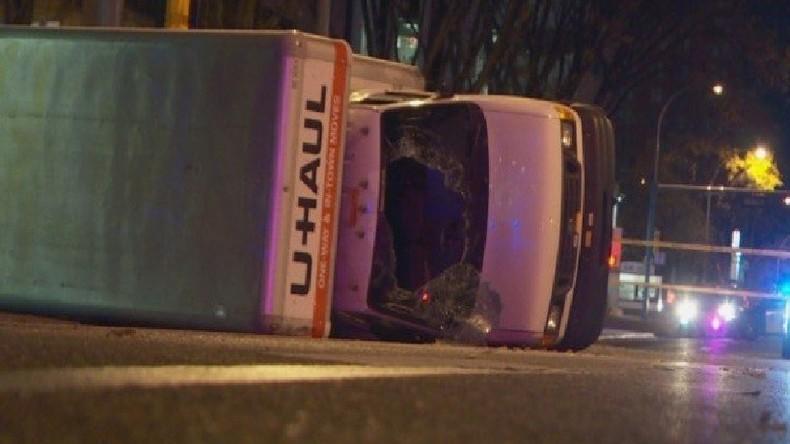 Canada: un van renverse des piétons, un drapeau de l'EI est retrouvé dans le véhicule