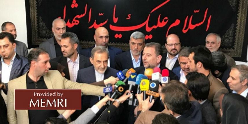 Des représentants officiels du Hamas renforcent leurs liens avec l'Iran et appellent à « rayer Israël de la carte »