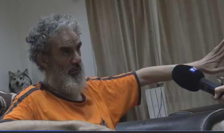 «J'aimerais revenir en France» : demande un djihadiste «français» aux caméras de LCI