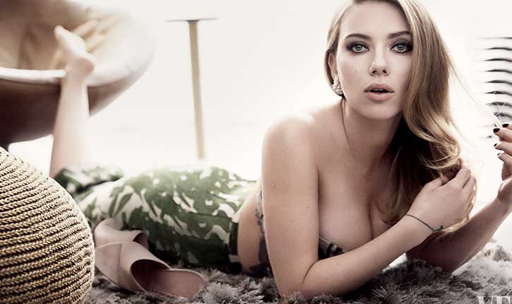 [Video] Scarlett Johansson hantée par le Ghetto de Varsovie