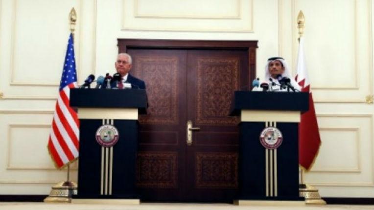 En visite dans le Golfe, Tillerson exige le départ des «milices iraniennes» d'Irak