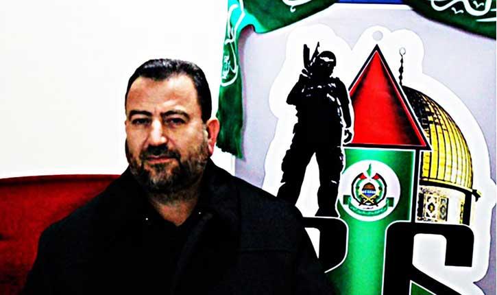 La Russie reçoit Arouri, dirigeant du Hamas et assassin de 3 adolescents juifs