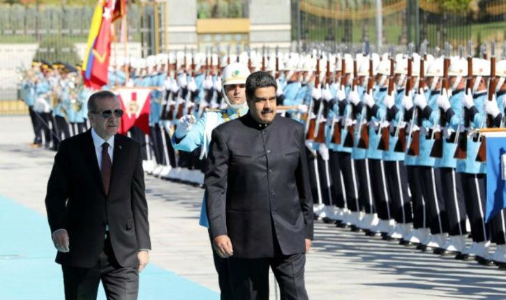 Un nouvel axe maléfique : Venezuela,Turquie et Iran