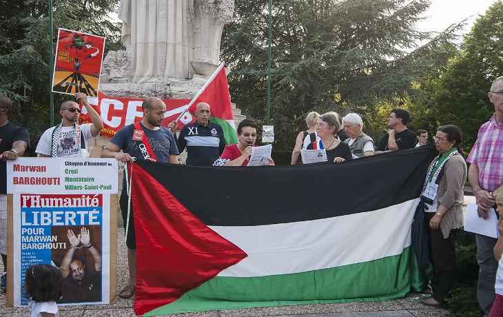 Israël refuse l'entrée sur son territoire d'élus islamo-gauchistes français qui venaient pour soutenir le terroriste Barghouti