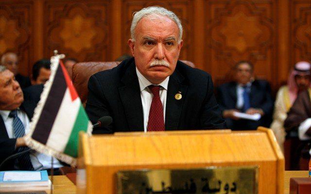 Alors que la ligue arabe prépare la guerre contre l'Iran, les palestiniens tournent le dos aux USA