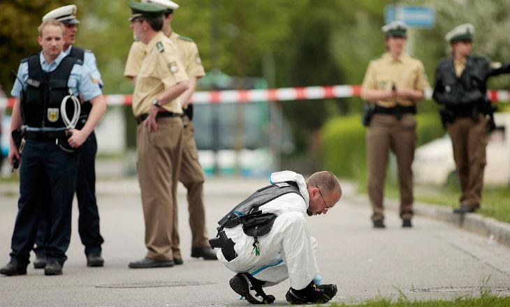 Allemagne : Epidémie d'attaques au couteau et machette par des migrants