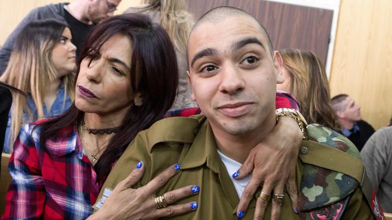 Israël : Avidgor Lieberman demande la grâce du soldat Elor Azaria