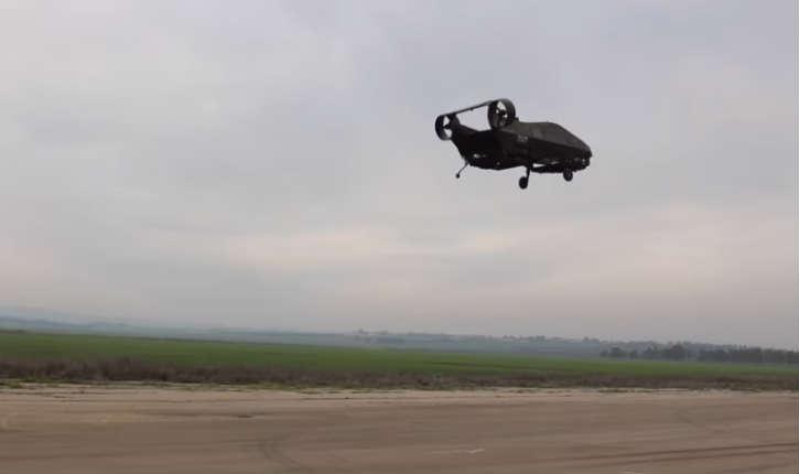 [Vidéo] Israël : le Cormorant «l'avion ambulance» se déplace sans pilote dans les zones difficiles contrairement à l'hélicoptère