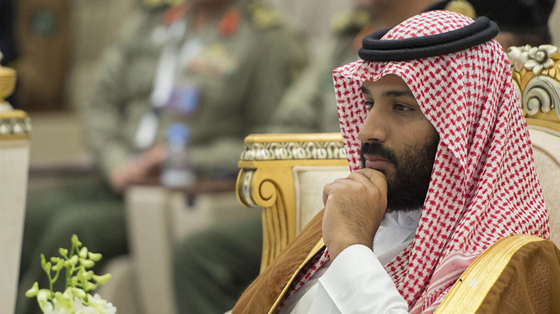 Le prince  ben Salmane «Si le monde n'agit pas avec force, avec fermeté, pour dissuader l'Iran, nous assisterons à une escalade encore plus grave»