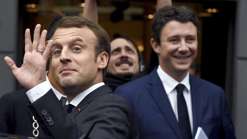 «Il faut retourner dans votre pays» : interpellé sur les réfugiés, Macron prône la fermeté (Vidéo)