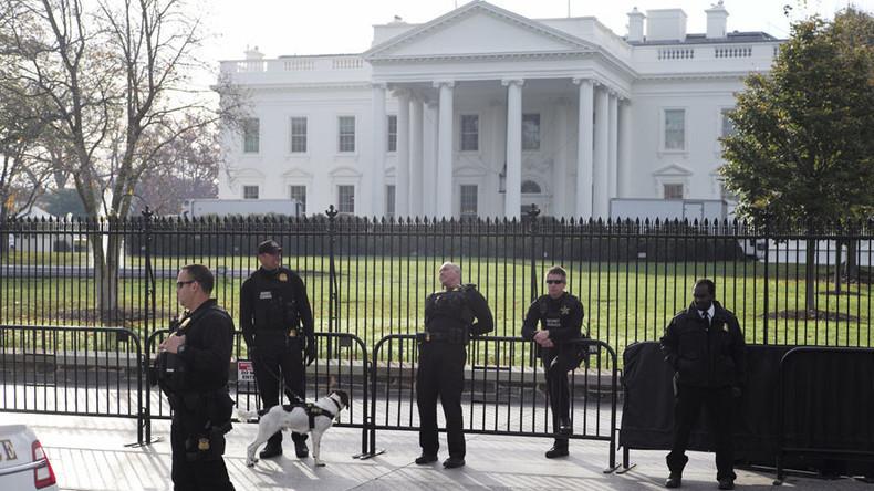 La Maison Blanche bouclée en raison d'une «activité suspecte», un individu arrêté