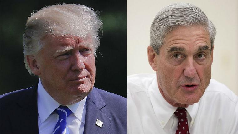 Etats Unis : «L'Affaire Russe diligentée par Mueller contre Trump fait pschitt» (vidéos)