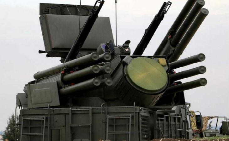Les chasseurs israéliens déjouent les missiles anti-aériens russes en Syrie
