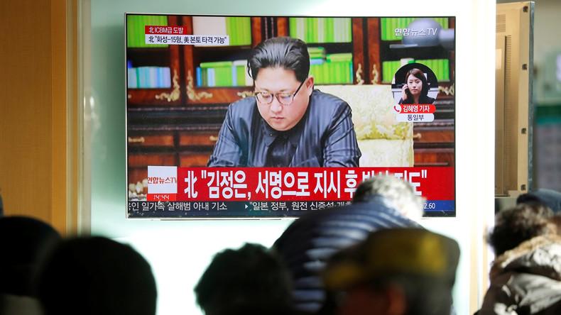 Suite à son dernier essai de missile, Pyongyang affirme être dotée de l'arme nucléaire et pouvoir frapper le territoire américain