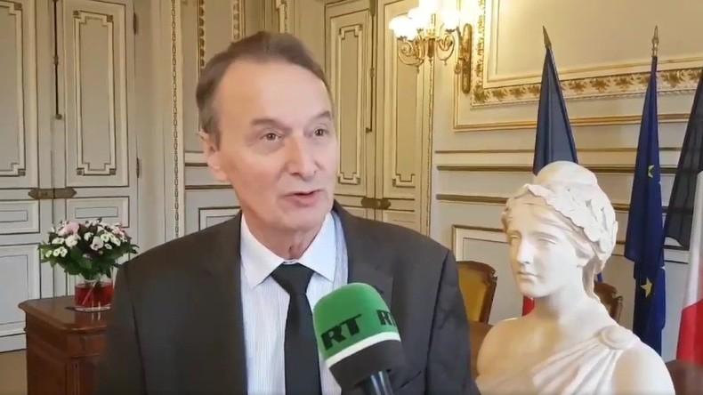 Le maire de Clichy «soulagé» après l'interdiction des prières de rue par le préfet «On ne provoque pas la République de cette façon» (Vidéo)