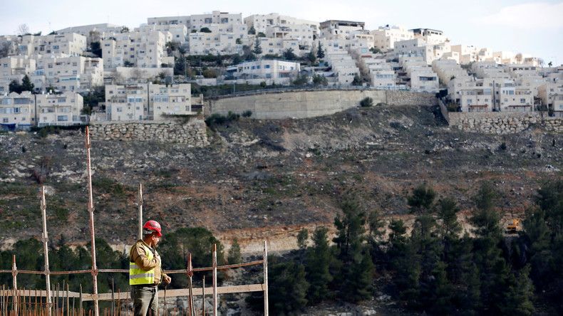 Israël donne son feu vert à la construction de 240 logements à Jérusalem-Est