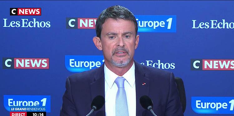 Affaire Tariq Ramadan : Manuel Valls accuse Edwy Plenel, Les Inrockuptibles, le Bondy Blog et Frédéric Taddeï de «complicité»