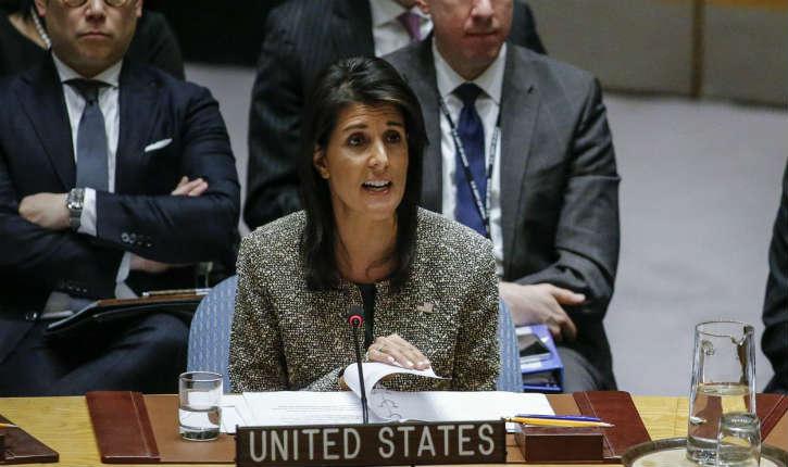 ONU : l'ambassadrice américaine déclare : «En cas de guerre, le régime de Kim Jong-un sera détruit complètement»