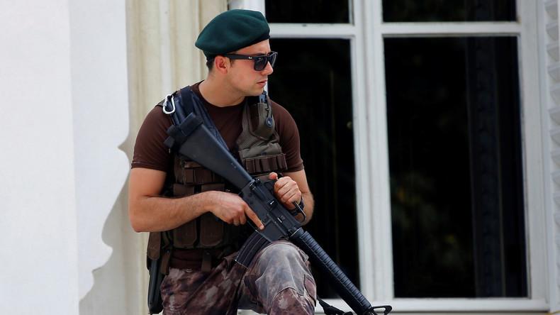 Turquie : plus de 100 membres de l'Etat islamique arrêtés à Ankara
