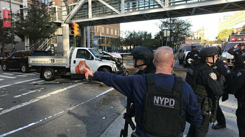 Après l'attentat islamiste de New York, Donald Trump ordonne un renforcement du contrôle des étrangers