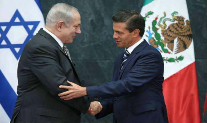 Conflit israélo-palestinien : dorénavant le Mexique sera solidaire d'Israël dans les instances internationales